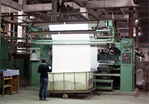 西森饱和蒸汽计量系统在福建染整场
