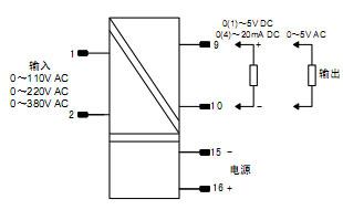 24V供电