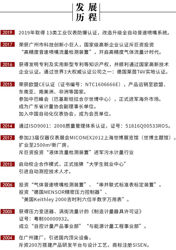 广州西森自动化发展历程