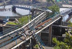 洗煤厂洗煤流程使用西森超声波液位计