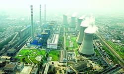 江苏王子制纸项目热电厂
